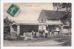 CPA 25 JALLERANGE La Fontaine - Autres Communes