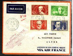 34548 - PASTEUR - VICTOR  HUGO... - 1921-1960: Modern Tijdperk
