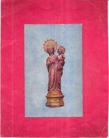 CPA A IDENTIFIER -  Statue Religieuse à Identifier - Au Dos Tarjeta Postal - GIR - - To Identify