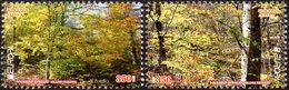 CEPT / Europa 2011 Arménie  N° 670 Et 671 ** Les Forêts - 2011