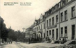 Mondorf Les Bains * Bad Mondorf * Rue De Remich * Hôtel SUISSE * Luxembourg - Mondorf-les-Bains