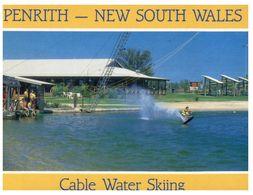 (D 13) Australia - NSW - Cable Water Ski (Penrith 2000 Olympic Games Venue) - Ski Náutico