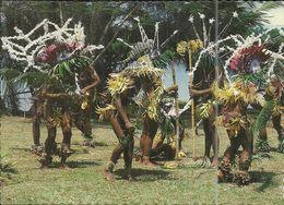 ( VILA )( VANUATU )( DANSES ) TRADITIONAL DANCING BANKS ISLANDERS - Vanuatu