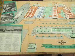 Schiphol Luchthaven Amsterdam 1953 - Architektur