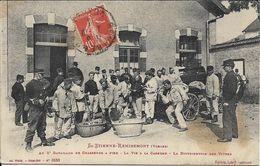 SAINT ETIENNE REMIREMONT La Distribution Des Vivres - Saint Etienne De Remiremont