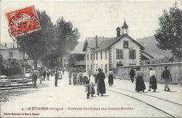 SAINT ETIENNE REMIREMONT Poterie Des Usines Aux Grands Moulins - Saint Etienne De Remiremont