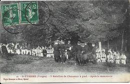 SAINT ETIENNE REMIREMONT 5 ème Bataillon De Chasseurs à Pied - Saint Etienne De Remiremont