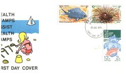 (D 14) New Zealand Health Stamp - Other