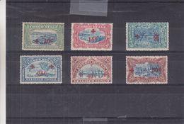 Croix Rouge - Congo Belge - COB Entre 72 Et 77 * - - 1894-1923 Mols: Covers