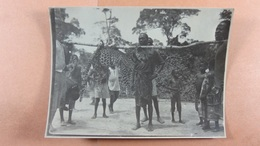 Congo Léopard Tué Près De Aketi /4/ - Orte