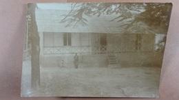 Congo Matadi Maison En Tôle Du Collègue Bodet /2/ - Orte