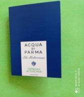 ACQUA DI PARMA  - Echantillon - Parfums - Stalen