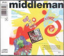 LIVING COLOUR - Middleman - CD - Rock
