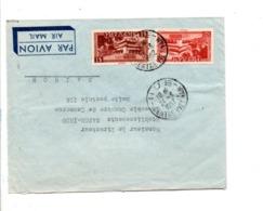 VIET NAM LETTRE INTERIEURE 1952 - Viêt-Nam