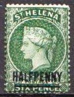 St. Helena MNH Queen Victoria Stamp - Isola Di Sant'Elena