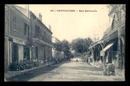 ALGERIE - CASTIGLIONE - RUE NATIONALE - Otras Ciudades
