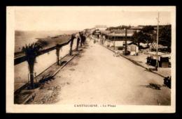 ALGERIE - CASTIGLIONE - LA PLAGE - Otras Ciudades
