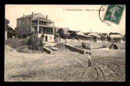 ALGERIE - CASTIGLIONE - LES VILLAS SUR LA PLAGE - Otras Ciudades