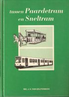 De Paardetram In Nederland - Histoire
