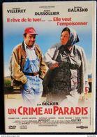 Un Crime Au Paradis - Jacques Villeret - Josiane Balasko - André Dussolier . - Komedie