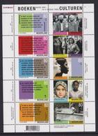 2001 Tussen 2 Culturencompleet Postfris Velletje NVPH 1957 / 1966 - 1980-... (Beatrix)