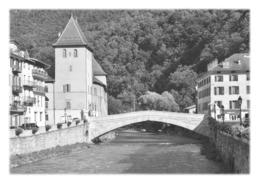MOÛTIERS - Vue Du Vieux-Pont - Moutiers