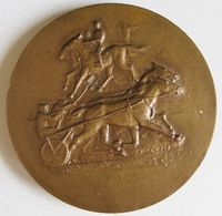 Médaille L'élevage Du Cheval Français, Par Galtier - Autres