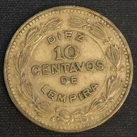 HONDURAS - 10 CENTAVOS 1989 - KM 76a - Honduras