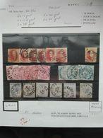 Postzegels België  Gestempeld - Belgien