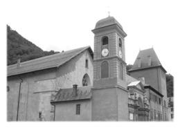 MOÛTIERS -La Cathédrale Saint-Pierre - Moutiers