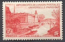 France N°782 Neuf ** 1947 - France