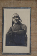 Doodsprentje Aalst  Vliegenier Aviateur 2e Reg Luchtvaart Foto Onderoff. + Bierset 1928 Vrancken - Religion & Esotericism