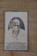 Doodsprentje Aalst  Pater Gustaaf De Vulder Congo Pater + Aalst 1935 Foto - Religion & Esotericism