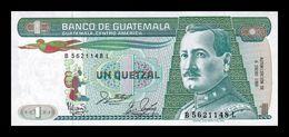 Guatemala 1 Quetzal 1988 Pick 66 SC UNC - Guatemala