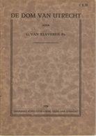 De Dom Van Utrecht 1926 - Histoire