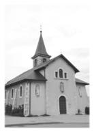 MOUXY - L'église Saint-Jacques-le-Majeur - Autres Communes