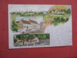 Grufs Aus Bruck   Germany  Stamp & Cancel   > >  Ref 4224 - Other
