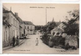 Mamers- Rue Rosette - Mamers