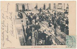 LA  ROCHELLE -  Marché Aux Poissons - La Rochelle