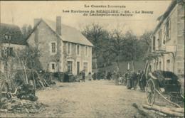 19 LA CHAPELLE AUX SAINTS / Le Bourg / BELLE CARTE - Other Municipalities