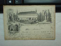 Cpa  Pensionat Und Kloster St Ursula DORSTEN In W. 1903 - Dorsten