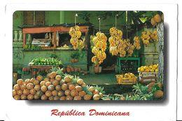 CP REPUBLICA DOMINICANA -timbrée - Repubblica Dominicana