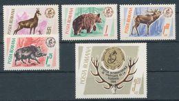 1965. Romania - Animals - Stamps