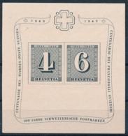 W14 / Block 8 - Postfrisch/**/MNH - Minimer Eckbug Links Oben - Blocks & Kleinbögen