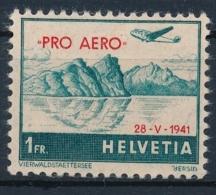F35 / 395 - Postfrisch/**/MNH - Posta Aerea