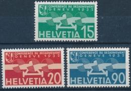 Flugpost - Zumstein 16-18 / Michel 256-258 Postfrisch/**/MNH - Posta Aerea