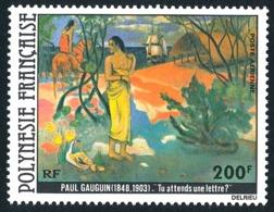 POLYNESIE 1979 - Yv. PA 144 **   Cote= 17,60 EUR - Tableau De Paul Gauguin  ..Réf.POL25196 - Aéreo