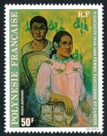 POLYNESIE 1978 - Yv. PA 135 **   Cote= 10,00 EUR - Tableau De Gauguin  ..Réf.POL25189 - Aéreo