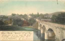 Belgique -  Environs De Vresse - Laforêt - Pont Sur La Semois - Nels Série 40 N° 243 Couleurs - Pli à Gauche - Vresse-sur-Semois