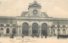 Belgique - Namur - La Gare - Namur